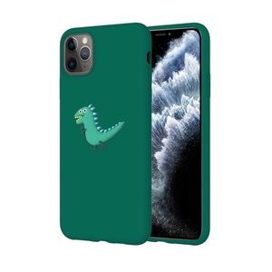 Green Dinosaur iPhone 11 Pro Max Case 🦖